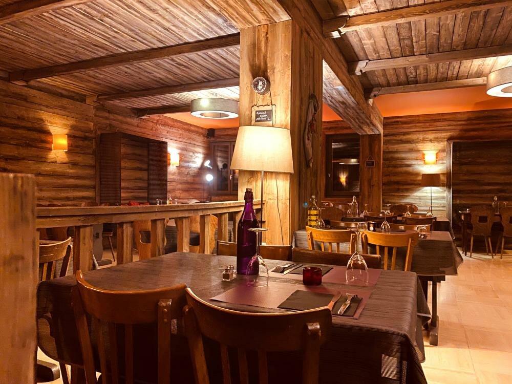 Auris h tel restaurant auris en oisans avec terrasse for Hotel avec restaurant